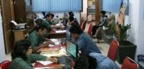 Antusias Pendaftaran Mahasiswa Baru Universitas Kadiri 2013/2014