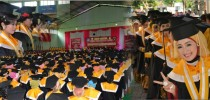 Universitas Kadiri Kukuhkan 1.062 Wisudawan