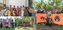 Sabet Juara II Umum acara Kemah Bhakti Bela Negara