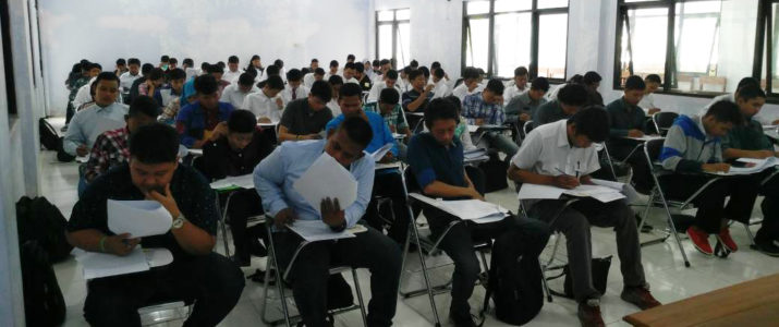 TEST CALON MAHASISWA BARU UNIVERSITAS KADIRI