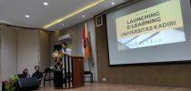 Peluncuran Pelaksanaan E-learning di Universitas Kadiri