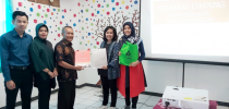 OPTIMALKAN PROGRAM INTERNATIONAL, UNIVERSITAS KADIRI JALIN KERJASAMA DENGAN UNIVERSITAS BINAWAN JAKARTA