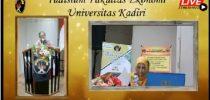 Drs. Sudjiono, M.M selaku Pembantu Dekan 1 memberikan laporan kepada Dekan dan Wakil Rektor I tentang pelaksanaan Yudisium Fakultas Ekonomi