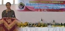 33 Tahun Universitas Kadiri, Tumbuhkan Semangat & Karya Nyata