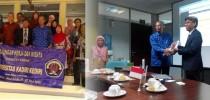 Kunjungan Kerja ke Universiti Teknologi Malaysia