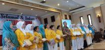 Gelar Yudisium, Fakultas Ilmu Kesehatan Universitas Kadiri Luluskan 183 Tenaga Kesehatan Siap Kerja
