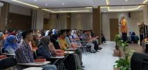 BPS KEDIRI GOES TO CAMPUS UNIVERSITAS KADIRI : SOSIALISASI  SENSUS PENDUDUK DAN MOU